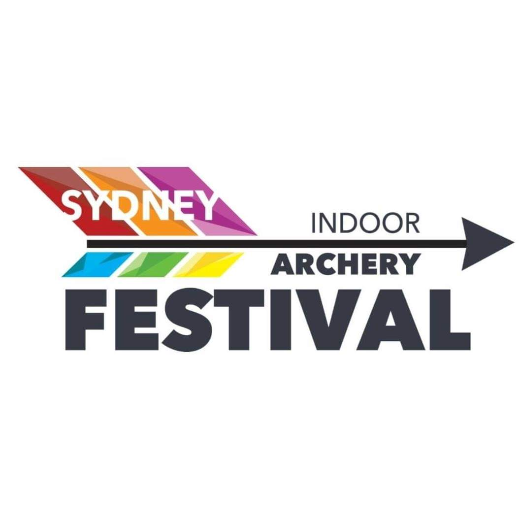 Sanlida archery display target bow on 2020 Indoor World Archery Series Sydney st