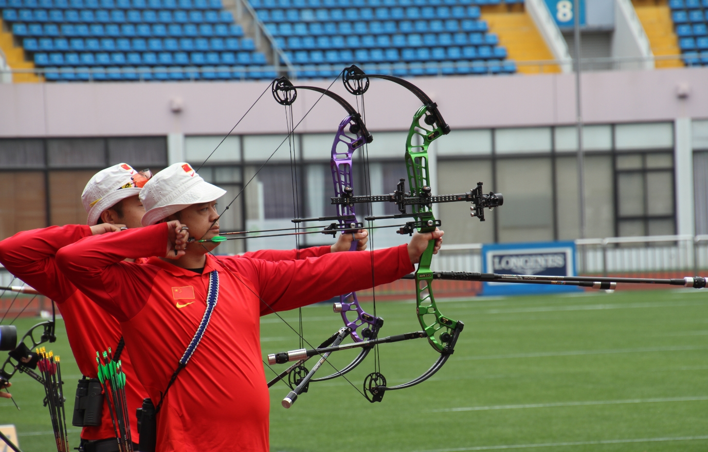 Chinese Archery nation team will use Hero X10 to attend World Cup 2020 Shanghai
