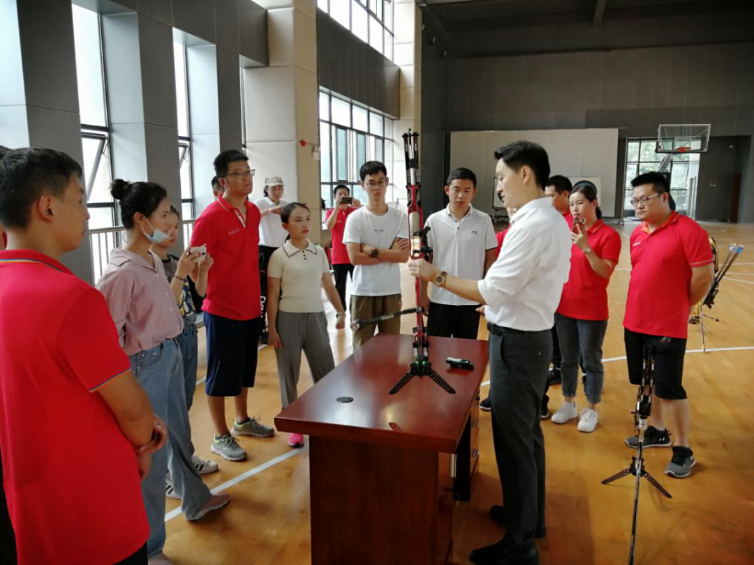 Sanlida Archery and Anhui Archery Association Jointly Promote Archery Sport